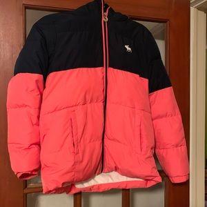 Abercrombie kids all weather coat